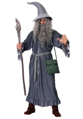 Adult Gandalf Costume By: Rubies Costume Co. Inc for the 2015 Costume season.