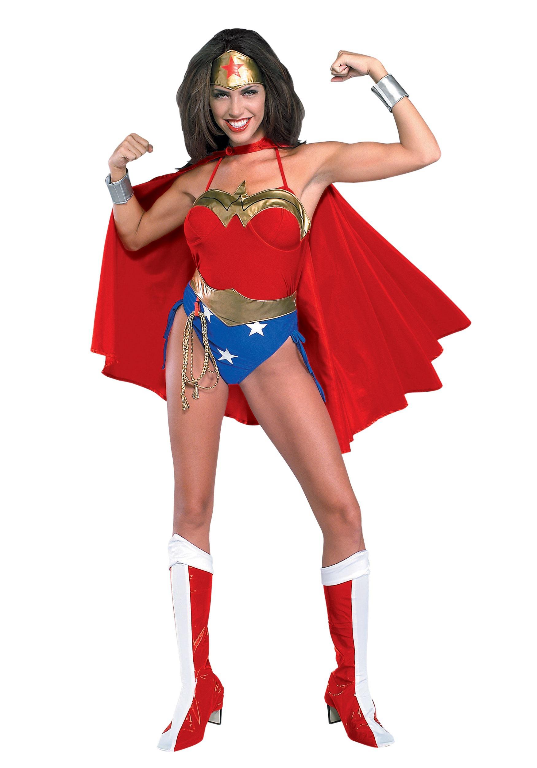 Deluxe Wonder Woman Costume-8831