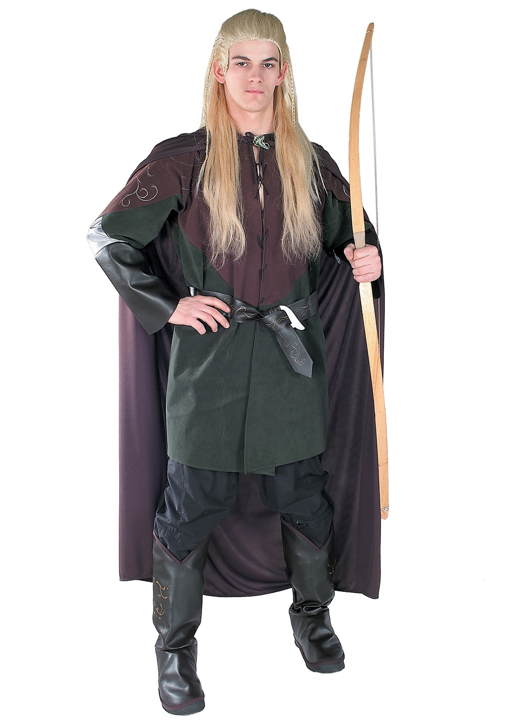 Adult Legolas Costume  sc 1 st  Halloween Costumes & Lord of the Rings u0026 Hobbit Costumes - HalloweenCostumes.com