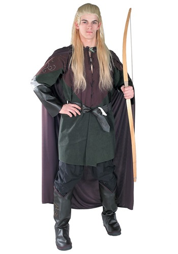 Adult Legolas Costume By: Rubies Costume Co. Inc for the 2015 Costume season.