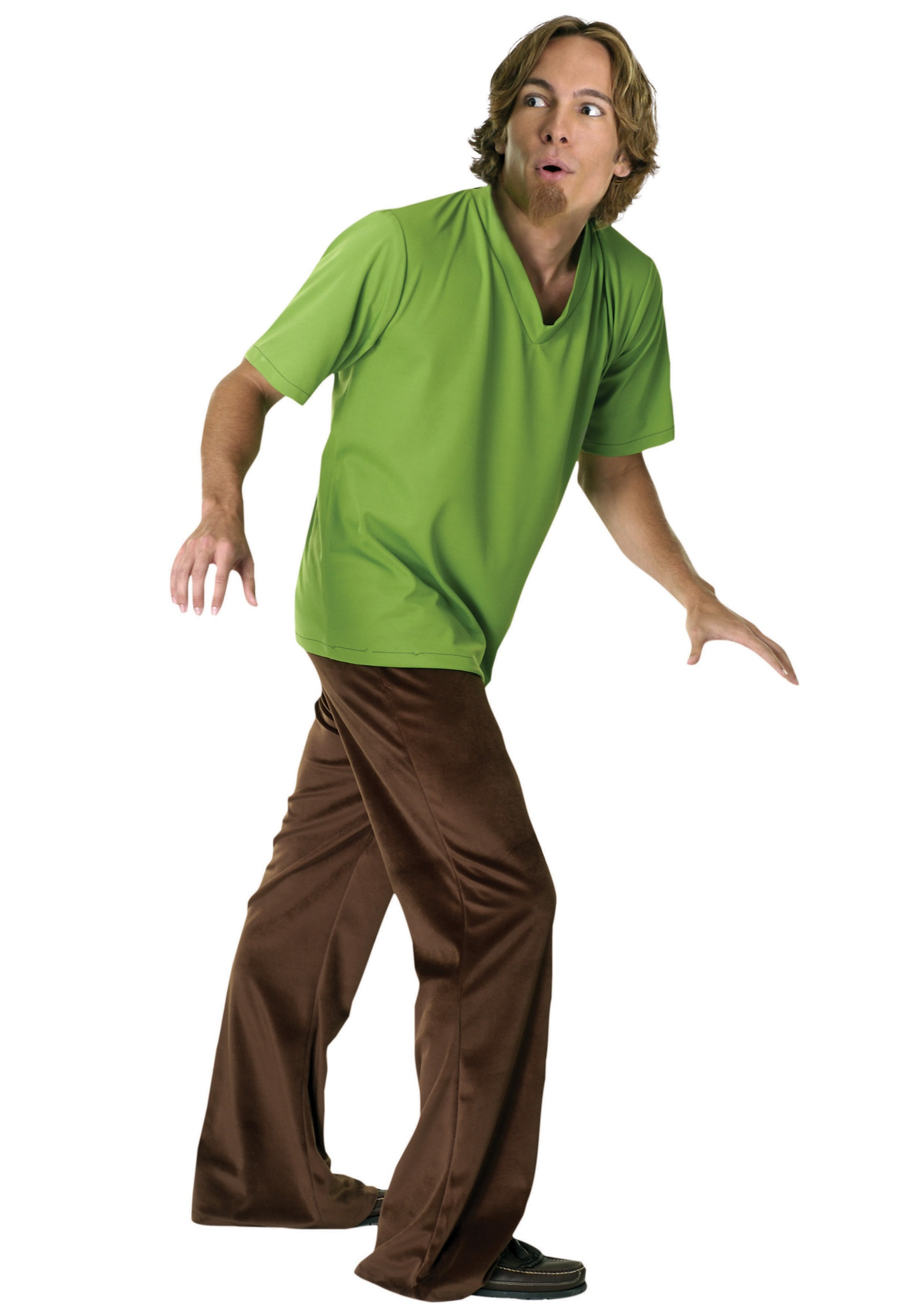 sc 1 st  Halloween Costumes & Adult Shaggy Costume