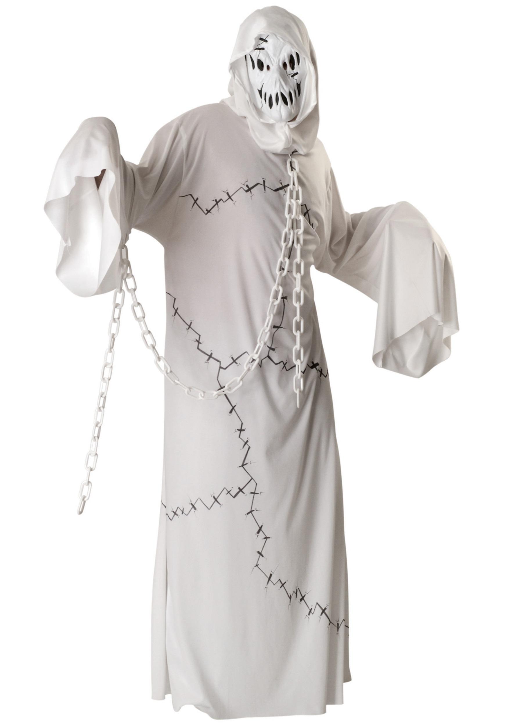 fb539cac53c Ghost Costumes - Adult