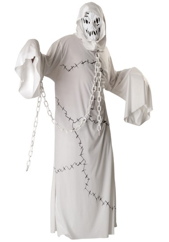Click Here to buy Adult Ghost Costume from HalloweenCostumes, USA Funds & Shipping