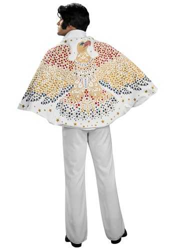 Click Here to buy Adult Elvis Cape from HalloweenCostumes, USA Funds & Shipping