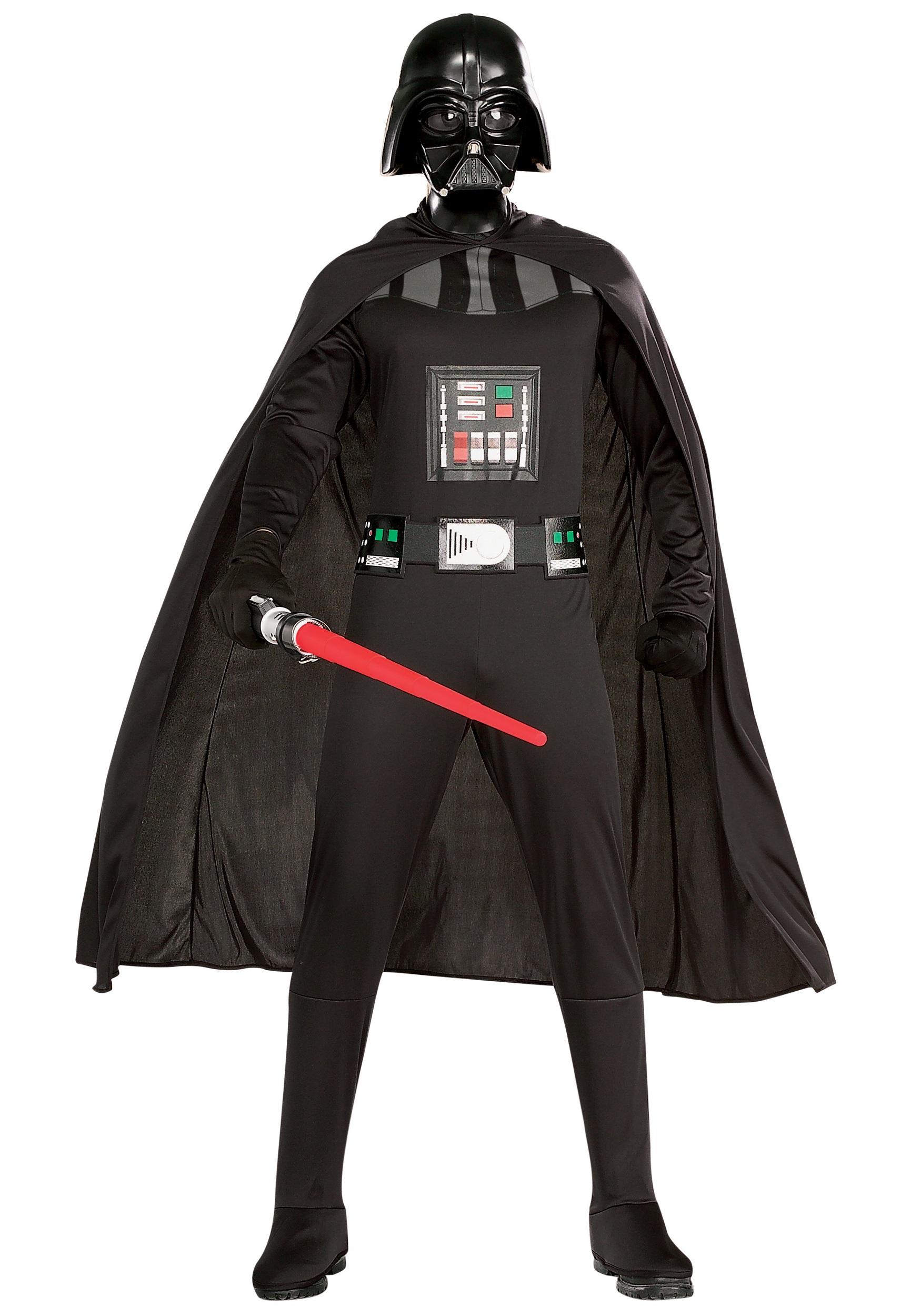 adult darth vader costume - Halloween Darth Vader