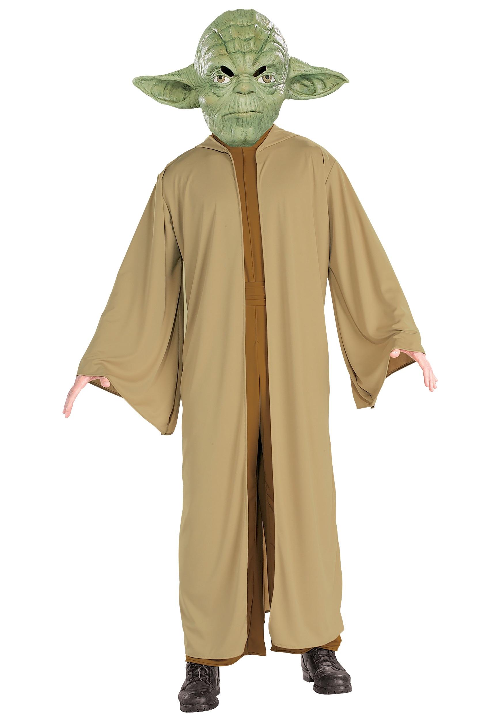 Costume adult yoda