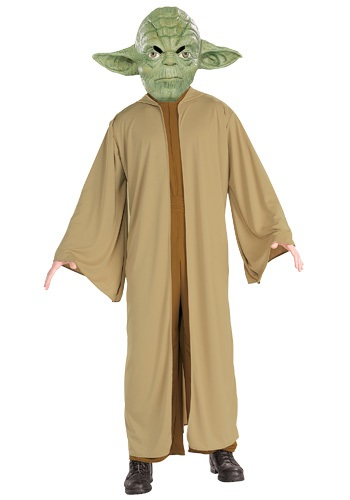 Adult Yoda Costume By: Rubies Costume Co. Inc for the 2015 Costume season.