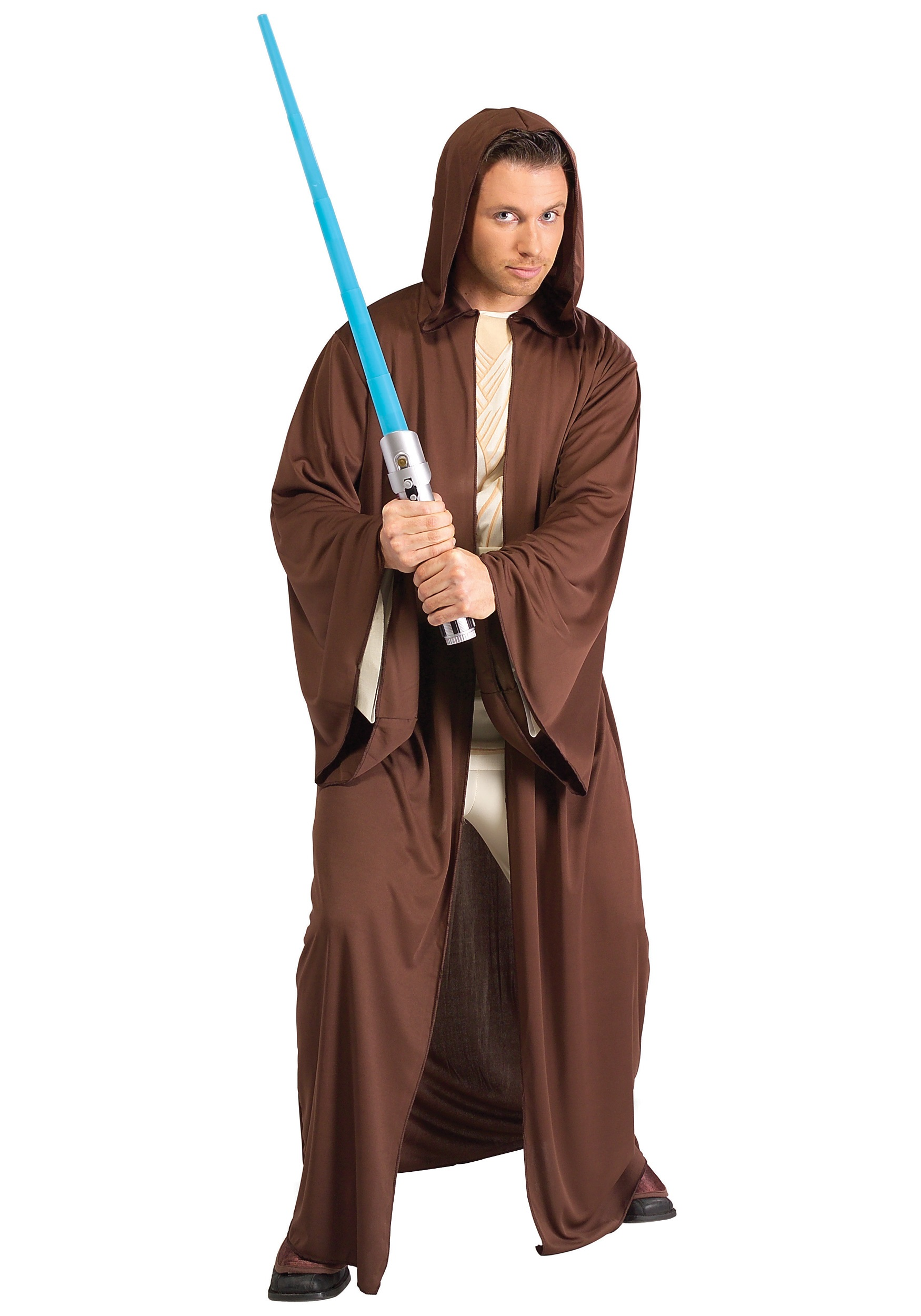 Star Wars Halloween Costumes.Star Wars Adult Jedi Robe Costume