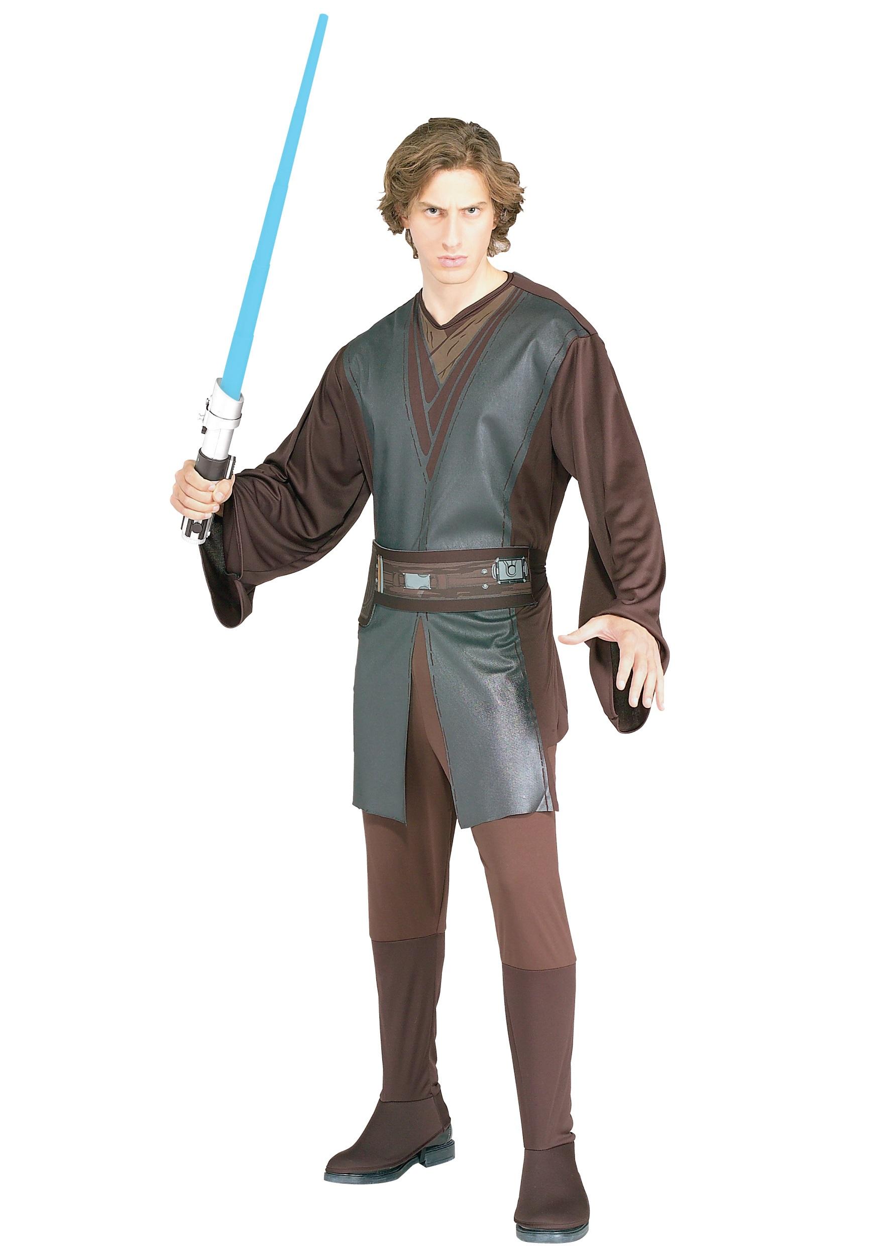 adult anakin costume skywalker
