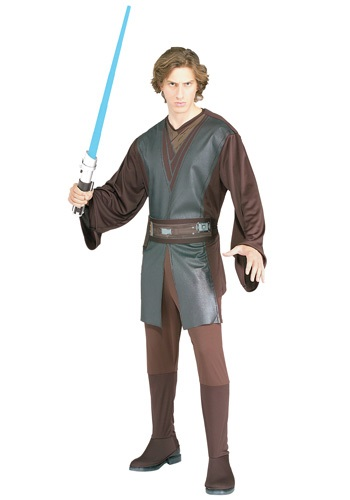 Adult Anakin Skywalker Costume By: Rubies Costume Co. Inc for the 2015 Costume season.