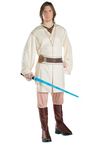 Star Wars Young Obi-Wan Kenobi Adult Costume update1