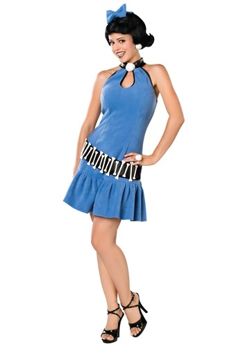 Adult Deluxe Betty Rubble Costume By: Rubies Costume Co. Inc for the 2015 Costume season.