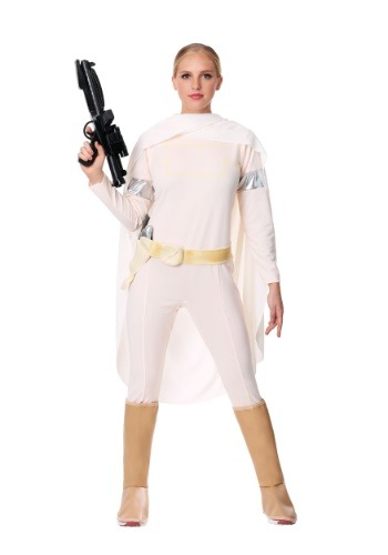 Deluxe Padme Amidala Costume By: Rubies Costume Co. Inc for the 2015 Costume season.