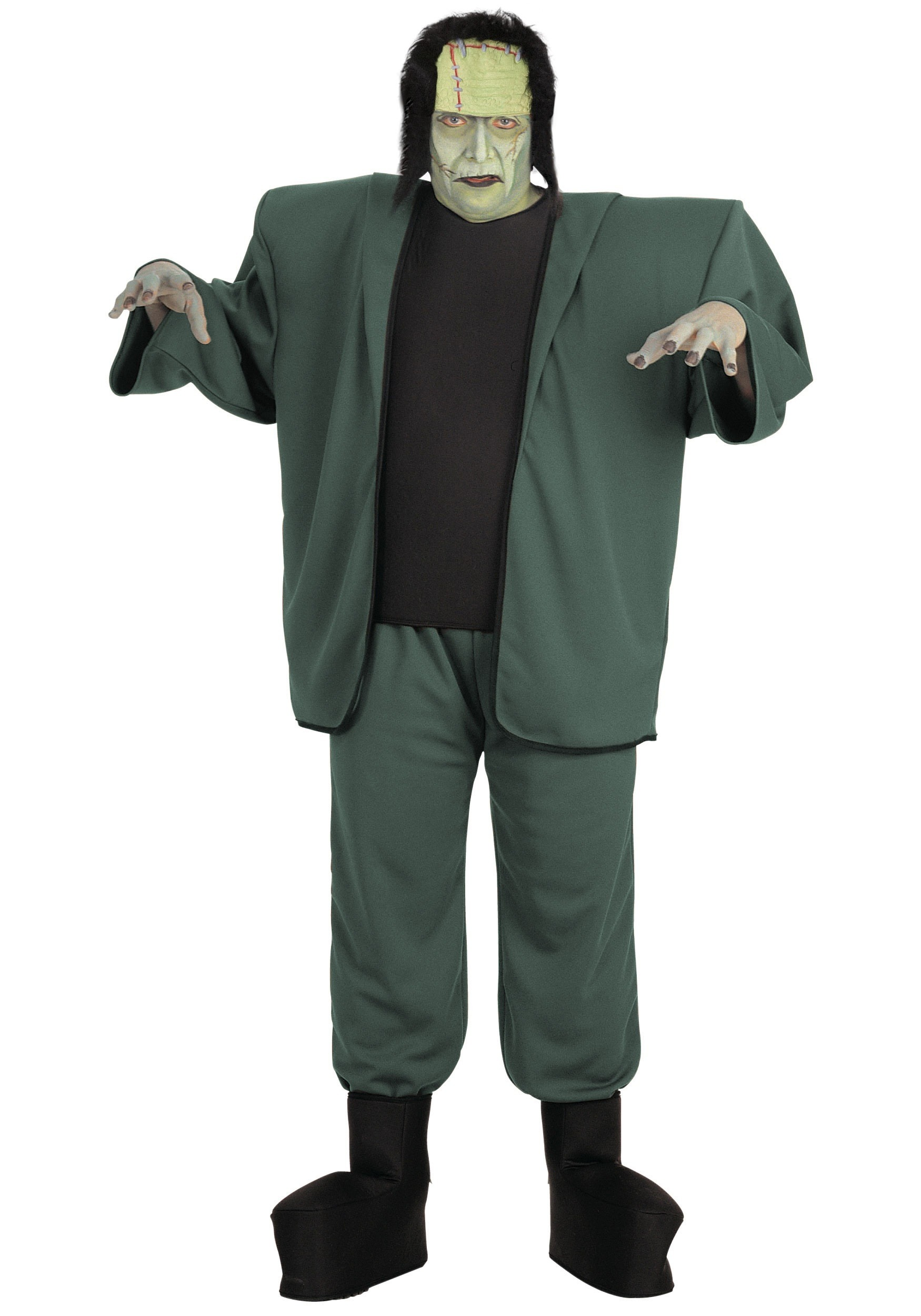 c7bd6c155d4 Plus Size Frankenstein Costume 1X