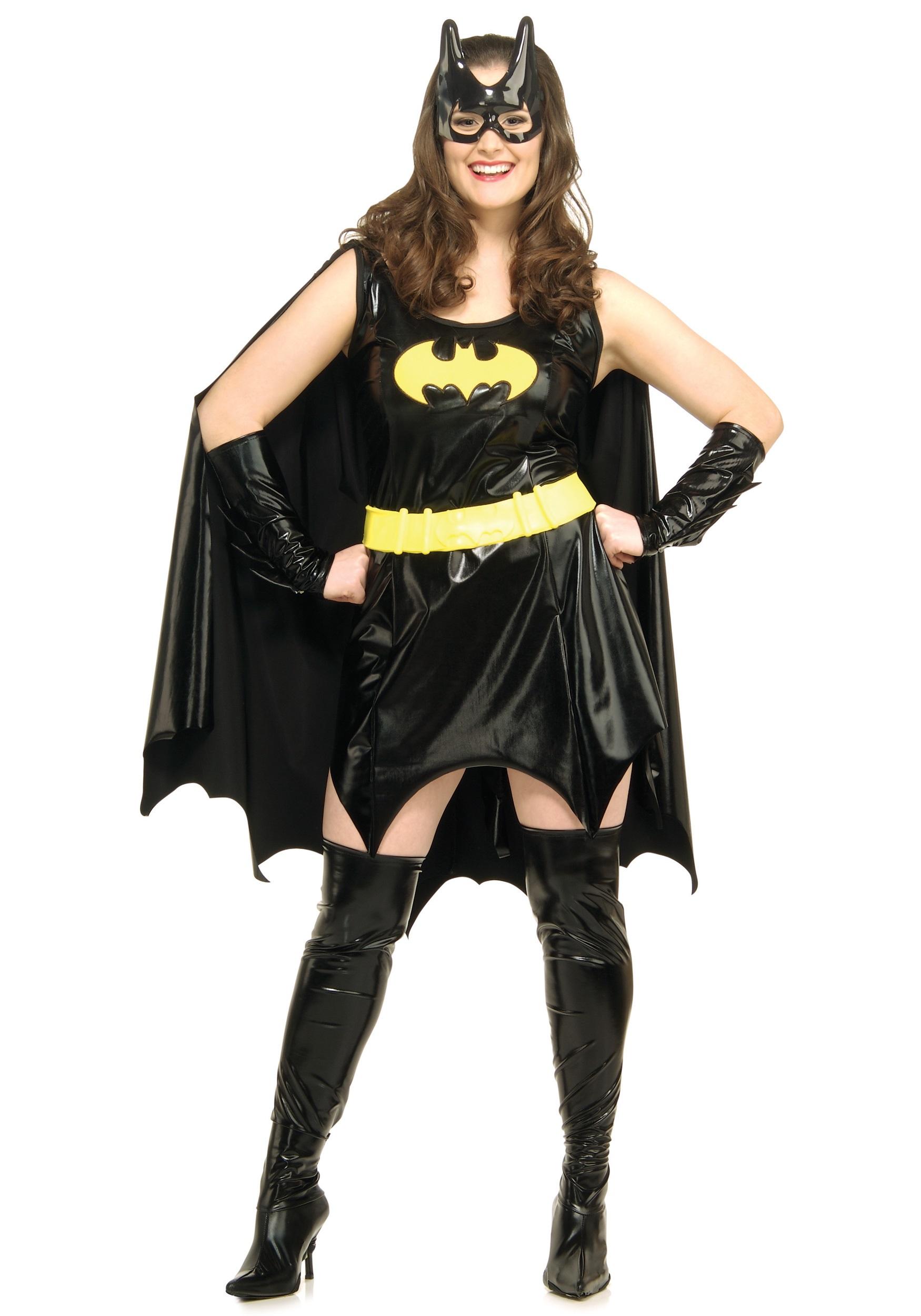 Adult Plus Costume 103