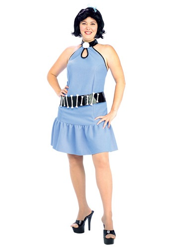 Plus Size Betty Rubble Costume By: Rubies Costume Co. Inc for the 2015 Costume season.