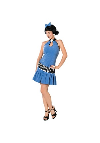Click Here to buy Plus Size Betty Rubble Costume from HalloweenCostumes, CDN Funds