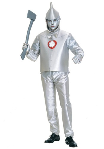 Plus Size Tin Man Costume By: Rubies Costume Co. Inc for the 2015 Costume season.