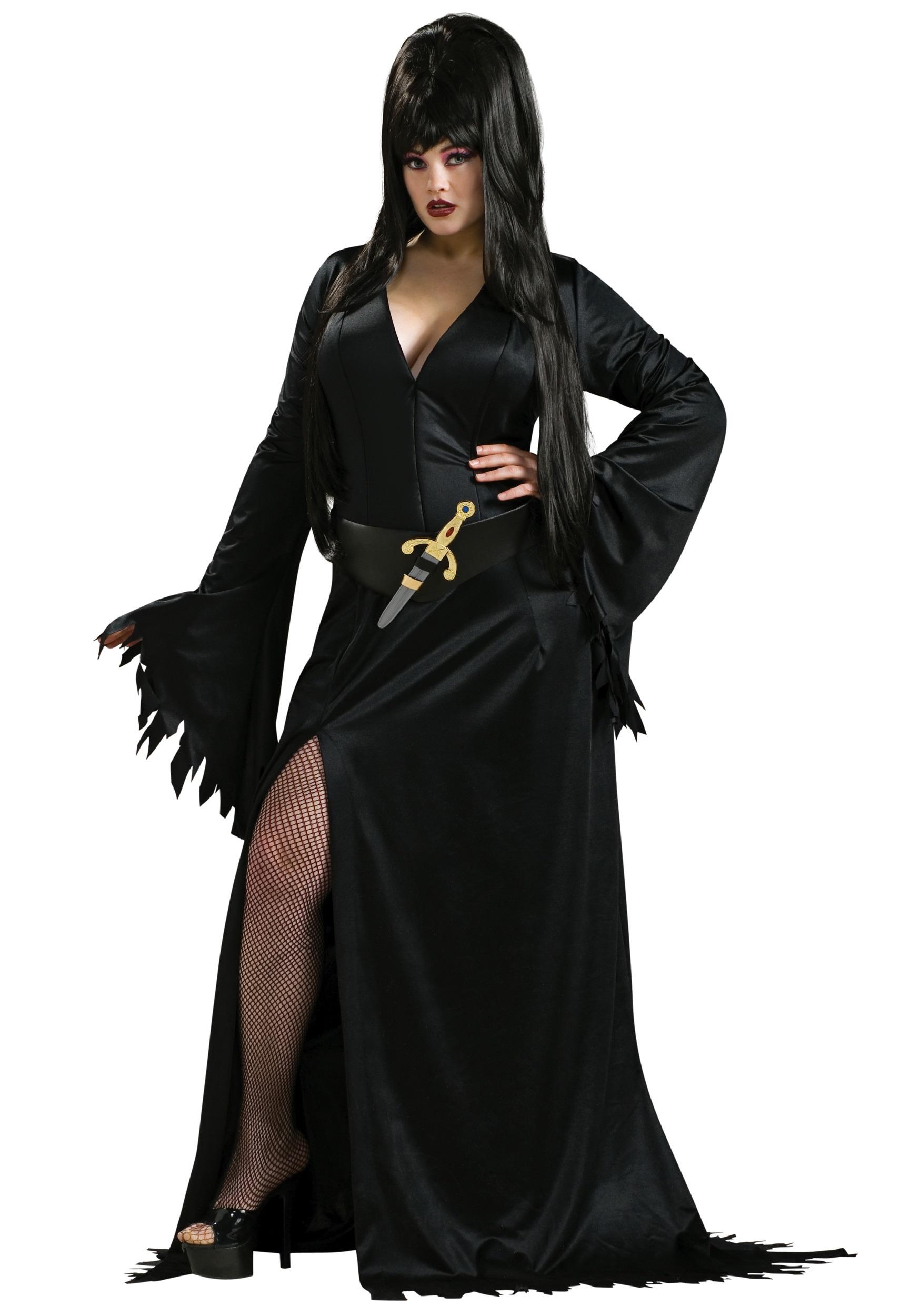 Size adult costume plus