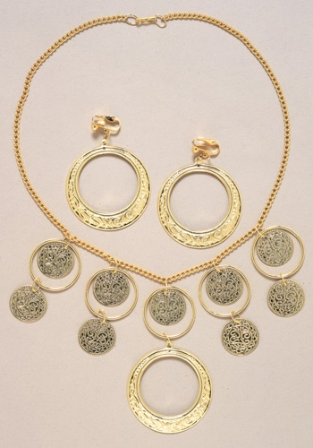 Gypsy Jewelry Set RU1778