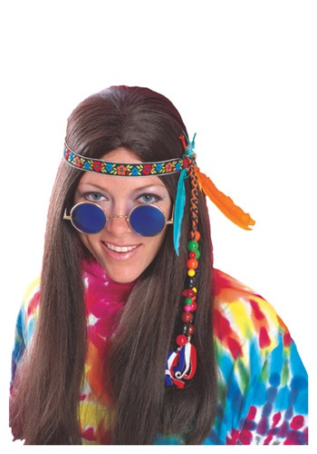 Click Here to buy Headband with Feathers from HalloweenCostumes, USA Funds & Shipping