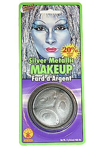 Click Here to buy Tin Man Face Makeup from HalloweenCostumes, USA Funds & Shipping