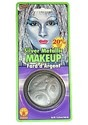 Tin Man Face Makeup