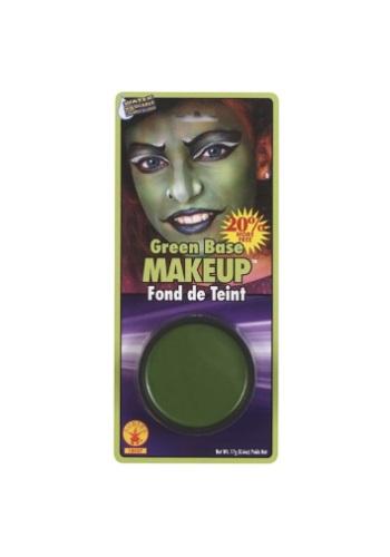 Image of Green Face Makeup