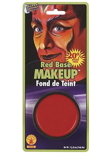 Red Base Makeup By: Rubies Costume Co. Inc for the 2015 Costume season.