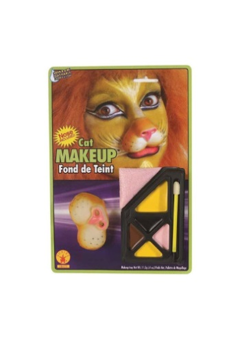 Click Here to buy Lion Face Makeup from HalloweenCostumes, USA Funds & Shipping