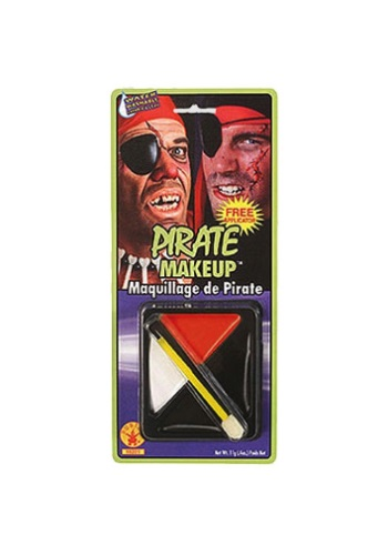 Face Pirate Makeup