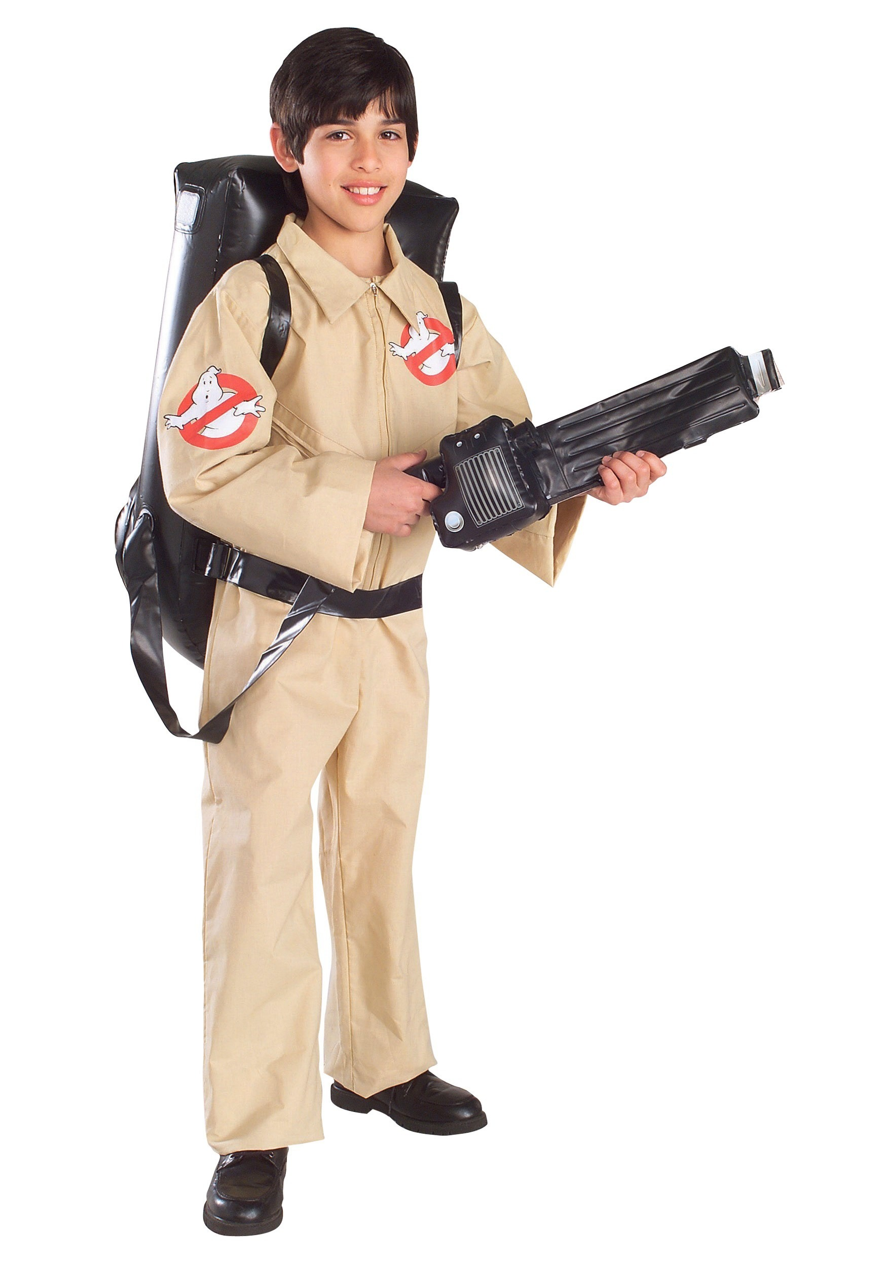 Kids Ghostbusters Costume  sc 1 st  Halloween Costumes & Kids Classic Ghostbusters Costume