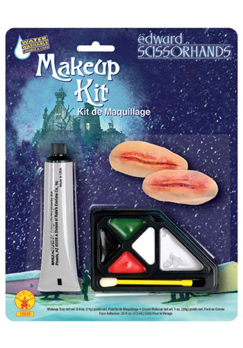 Click Here to buy Rubies Edward Scissorhands Makeup from HalloweenCostumes, CDN Funds
