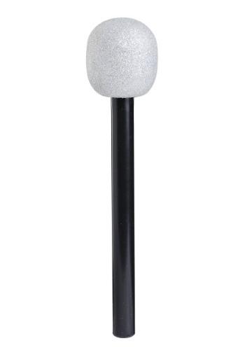Glitter Microphone Prop