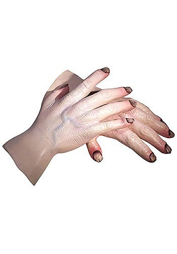 Deluxe Latex Emperor Palpatine Hands By: Rubies Costume Co. Inc for the 2015 Costume season.