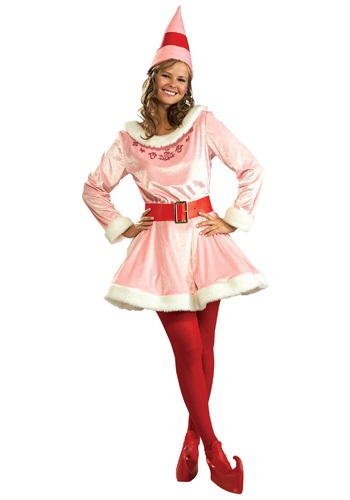 ADULT JOVIE ELF COSTUME - Cute Women's Edgy Halloween Costumes