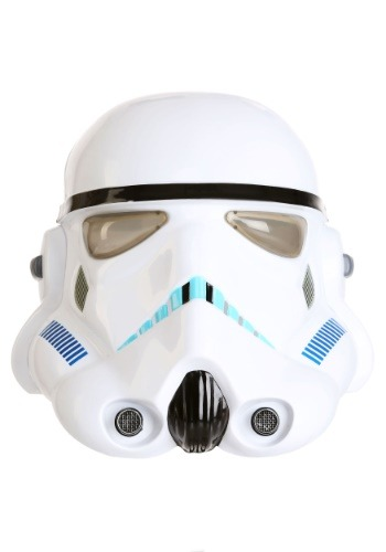 Click Here to buy Deluxe Stormtrooper Helmet from HalloweenCostumes, USA Funds & Shipping