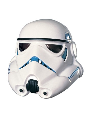 Stormtrooper Mask PVC By: Rubies Costume Co. Inc for the 2015 Costume season.