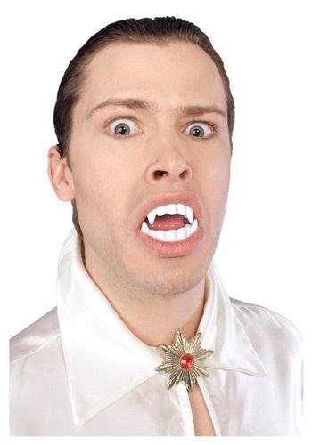 White Vampire Fangs