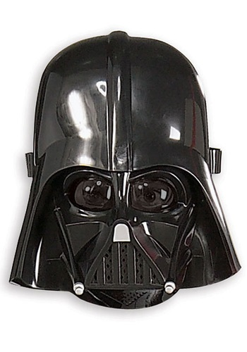 Kids Darth Vader Mask By: Rubies Costume Co. Inc for the 2015 Costume season.