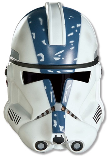 Kids Clone Trooper Mask Episode 3 By: Rubies Costume Co. Inc for the 2015 Costume season.