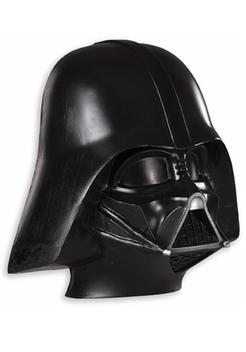 Star Wars Darth Vader Mask Adult RU3446
