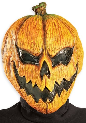 Pumpkin Mask By: Rubies Costume Co. Inc for the 2015 Costume season.
