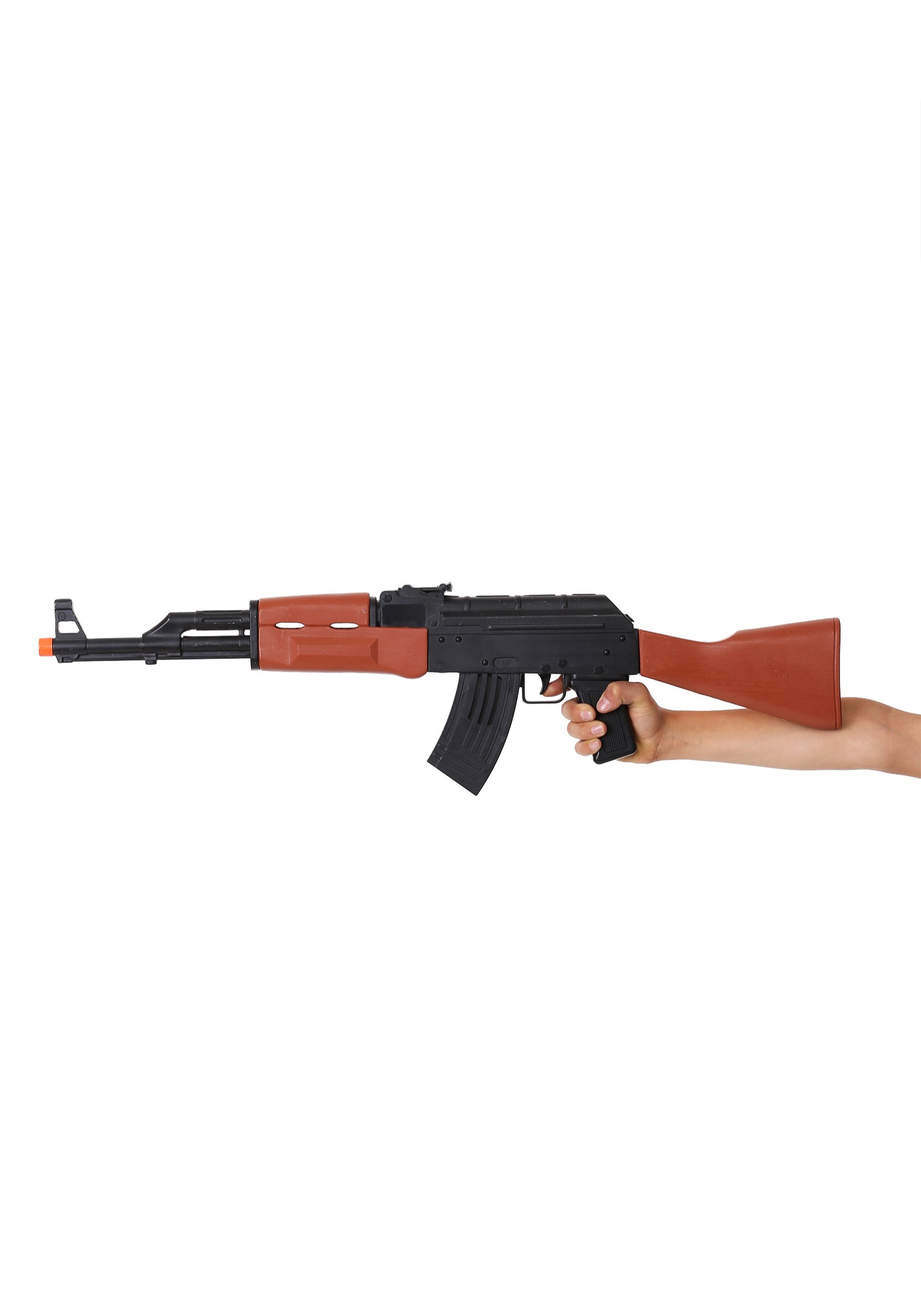 Toy AK-47 Machine Gun -Military Costume Toy Weapon Accessories
