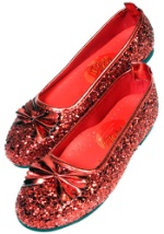 acc child ruby slippers