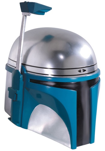 Deluxe Jango Fett Helmet By: Rubies Costume Co. Inc for the 2015 Costume season.