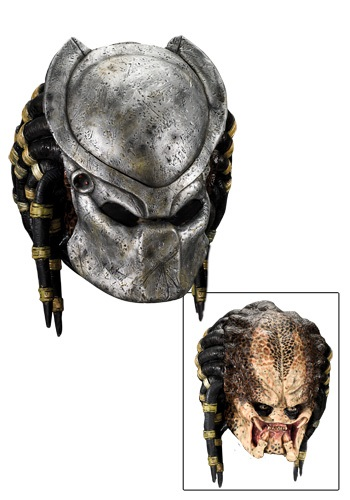 Deluxe Predator Mask By: Rubies Costume Co. Inc for the 2015 Costume season.