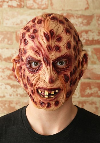 Freddy Krueger Vinyl Mask By: Rubies Costume Co. Inc for the 2015 Costume season.