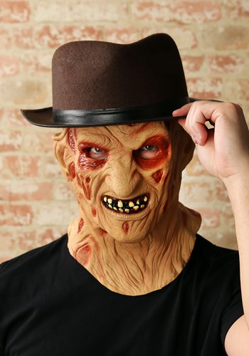 Freddy Krueger Latex Mask Update