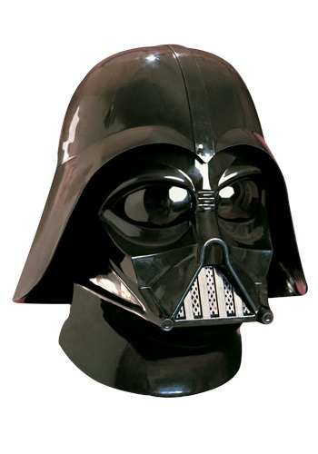 Click Here to buy Darth Vader Deluxe Helmet from HalloweenCostumes, USA Funds & Shipping